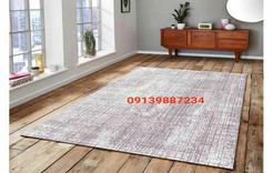 روفرشی ابریشمی طرح فرش